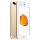 Iphone 7 Plus Dourado Tela 5,5 4g 32 Gb 12 Mp Mnqp2bz
