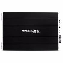 Modulo Amplificador Hurricane Ha4.160 1200w 4 Canais Ab Som