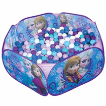 Brinquedos Menina Piscina Infantil De Bolinhas Disney Frozen