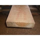 Viga De Pinus Tratado 5x20 Cm X 3 M Madeira #aof6