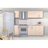 Cocina Modular De 2,65 Metros. Costo Por Metro Lineal.