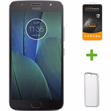 Moto G5s Plus 32gb Rom 3gb Ram Gris Android 7.1 Doble Camara