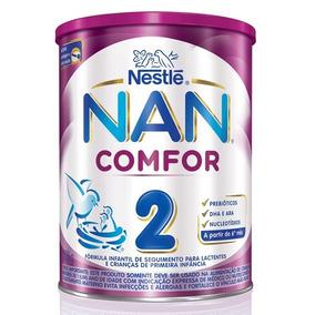 Nan Comfor 2 Fórmula Infantil Nestlé Lata 800g