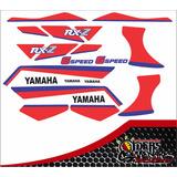 Calcomanias Rx-z 135 Yamaha