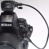 Gps Geo One Phottix Simil Gp-1 Nikon C/ Disparador Remoto