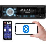 Rádio Aparelho Roadstar Bluetooth Usb Aux Mp3 Controle