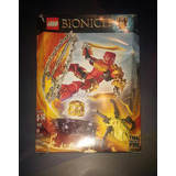 Lego Bionicle Set 70787 Tahu Master Of Fire