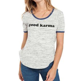 Remera Rusty Karma - Mujer