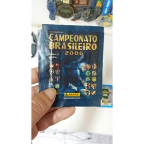 Envelope De Figurinhas - Campeonato Brasileiro 2006