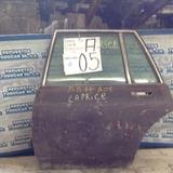 Puerta Trasera Lh Chevrolet Caprice Año 80/84 Con Detalles