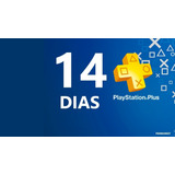 Membresia Playstation Plus De 14 Dias