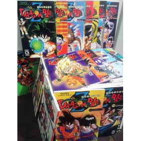 Dragon Ball Z : Lote 16 Números: Mangá Conrad Akira Toriyama