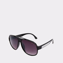 Óculos De Sol Preto E Branco Santa Lupa - Unico