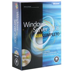 Livro - Windows Server 2008: Guia Completo