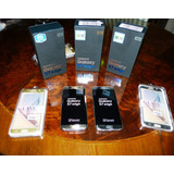 Samsung Galaxy S7 Edge Duos Dorado/cromo + Film Templado