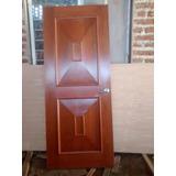 puertas de madera banak