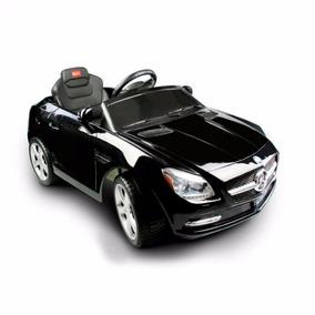 Auto A Batería Para Niños Rastar Mercedes Benz Slk Negro