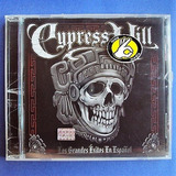 Cd Cypress Hill Éxitos En Español Edic. 1999 Nuevo Sellado
