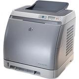 Impresora Laser Color Hp 2600n Placa Red Con Toners Nuevos