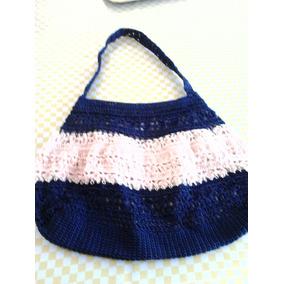Bolsas Tejidas A Crochet