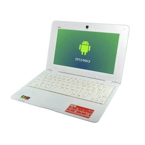 Mini Notebook 10 Android Hdmi 8gb 3g Cam Wifi App Jogos Net