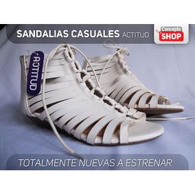 Sandalias Juveniles Marca Actitud, Vintage Zara, Berska.