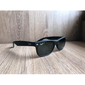 Ray Ban New Wayfarer Preto Fosco De Sol - Óculos no Mercado Livre Brasil c3797581e0
