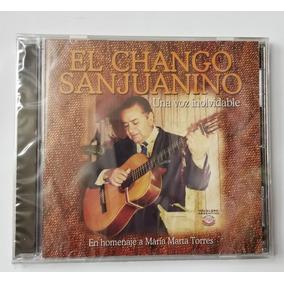 Cd El Chango Sanjuanino Homenaje Maria Torres ( Utopia )