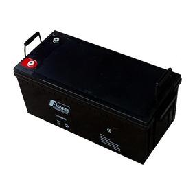 Batería De Gel Ciclo Profundo 12 V 200 Ah 218112200