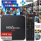 Tv Box Android Mxq Pro 4k Chromecast Google Jwk Vision