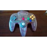 Mando De Nintendo 64. Nuevo