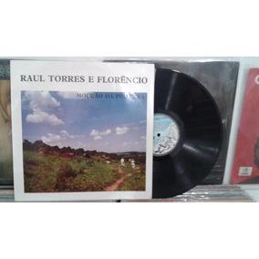 Lp - Raul Torres E Florêncio / Mourão Da Porteira / 1975