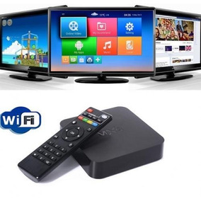 Receptor Smart Tv Box Android 7 Full Hd 4k Netflix