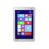 Tablet 7 Toshiba Intel Atom Z3735g 1gb 8gb Windows 8 Ing Bvn