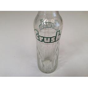Garrafa Refrigerante Crush Serie Anos 70 Rara Antiga 290ml