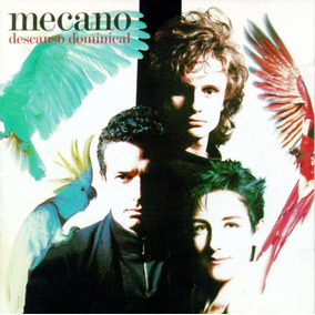 Mecano / Cd / Descanso Dominical