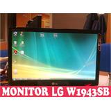 Monitor Lg W1943sb