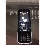 Celular Sony Ericsson F305 Usado, Como Nuevo Libre!!permuto