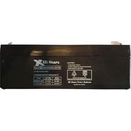 Batería De Gel 12v 2,3ah Para Sistema De Alarmas Led Y Mas