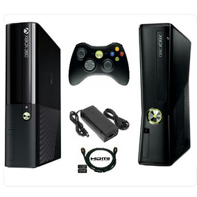 Xbox 360 Slim Ou Xbox 360 Super Slim