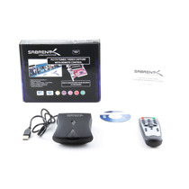 Sintonizadora Sabrent Usb Tv Captura Video Control Remoto