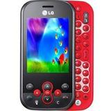 Celular Desbloqueado Lg Gt360 Com Camera 2mp, Mp3, Radio Fm