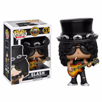 Pop! Rocks Guns And Roses Slash 51 Vinil Funko