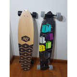 Longboard Malibu Abec 11 Nuevo Original Skate Oficina