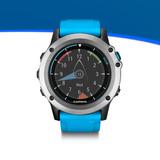 Reloj Garmin Gps Nautica Quatix 3 Brujula Altimetro Nuevo!!