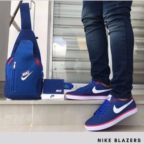 Zapatillas Deportivos Nike, Bolso, Prensabilletes Combo
