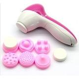 Cepillo Facial - Limpiador - Masajeador - Exfoliante 5 En 1