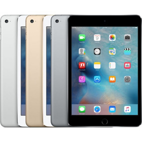 Apple Ipad Mini 4 128gb Wifi Garantia 1 Ano E Nota Fiscal
