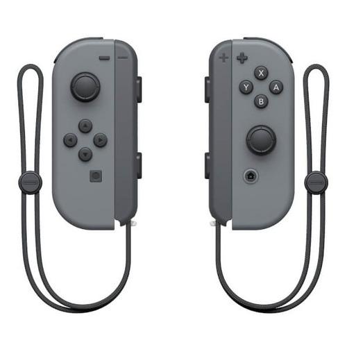 Set de Joystick inalámbrico Nintendo Switch Joy-Con (L)/(R) gris
