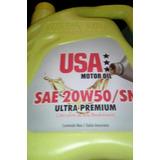 Aceite 20w50 Galon Americano Usa